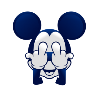 Mickey Mouse » Emblems for GTA 5 / Grand Theft Auto V