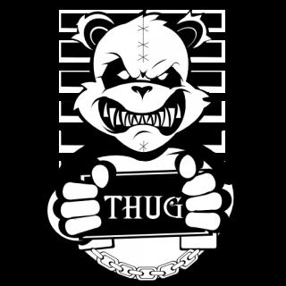 Thug Panda Emblems For Gta 5 Grand Theft Auto V