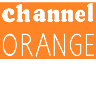 Frank Ocean, channel ORANGE » Emblems for GTA 5 / Grand