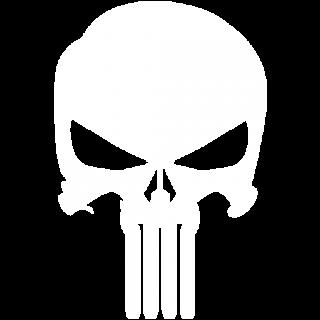 Punisher Logo » Emblems for GTA 5 / Grand Theft Auto V